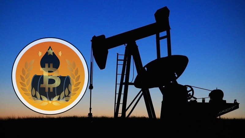 OilCoin cryptocurrency